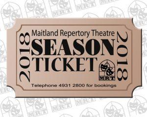 2018 Season Tickets