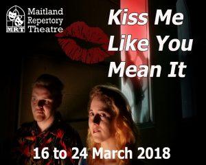 Kiss Me Like You Mean It