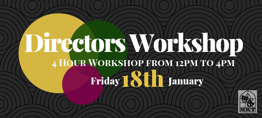 Directors Workshop (Create and Manage)
