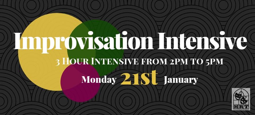 Improvisation Intensive