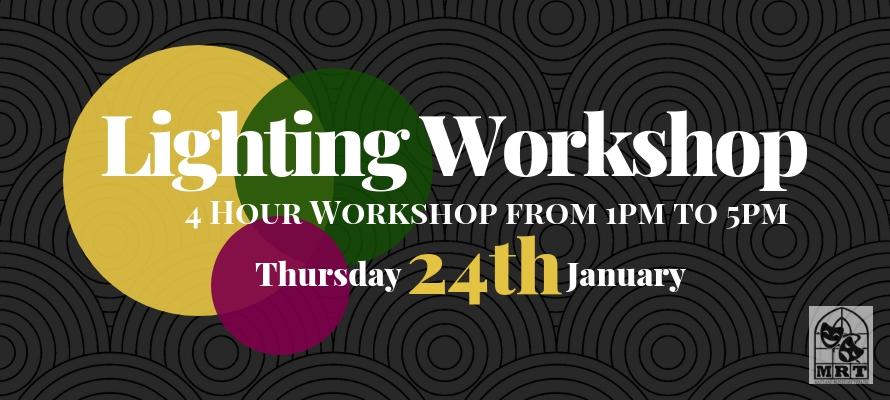 Lighting Workshop (Tech and Design)