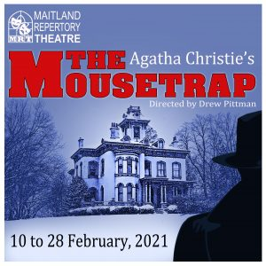 Agatha Christe's The Mousetrap